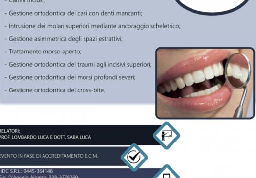 Casi complessi in ortodonzia