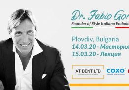 Endodontic congress 2020 with Dr. Fabio Gorni