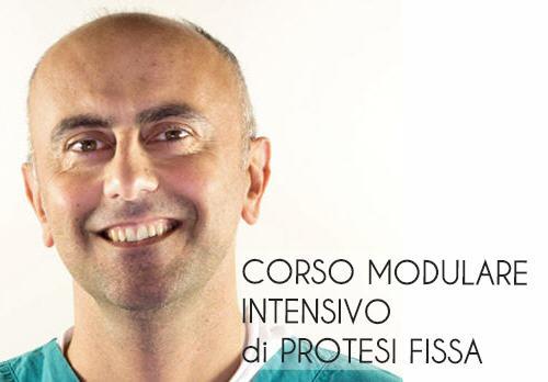 CORSO MODULARE INTENSIVO DI PROTESI FISSA: DALLA PROTESI ADESIVA ALLA PROTESI TRADIZIONALE e IMPLANTARE – Dott. Carlo Monaco