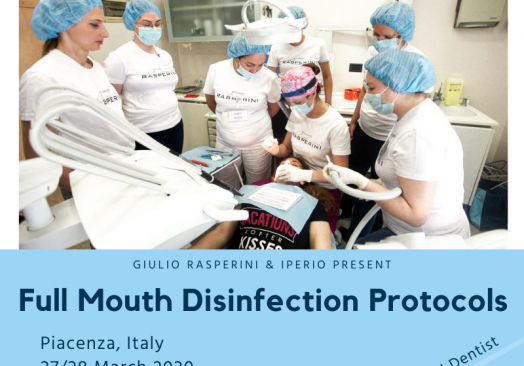 PROTOCOLS IN FULL MOUTH DISINFECTION