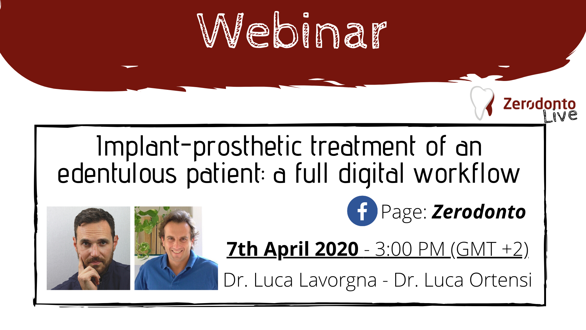 Implant-prosthetic treatment of an edentulous patient: a full digital workflow
