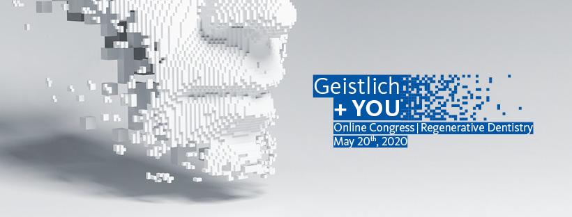 Geistlich + YOU Online Congress| Regenerative Dentistry