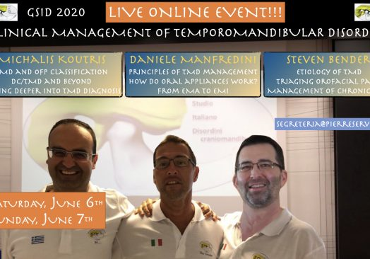 CLINICAL MANAGEMENT OF TEMPOROMANDIBULAR DISORDERS