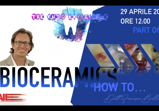 BIOCERAMICS – HOW TO … PART ONE