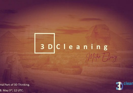 3D Cleaning in Endodontology