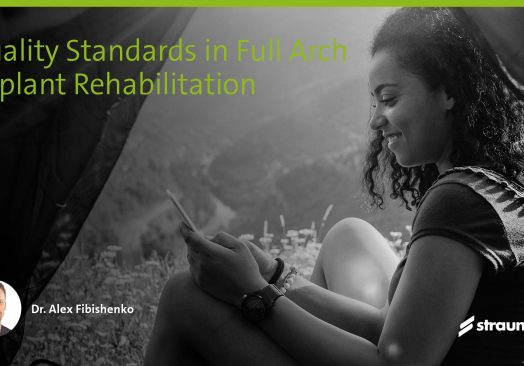 Quality Standards in Full Arch Implant Rehabilitation