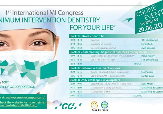 Minimum Intervention Dentistry for Your Life