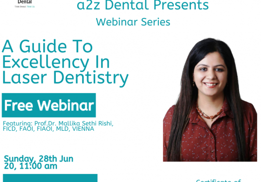 A Guide To Excellency in Laser Dentistry