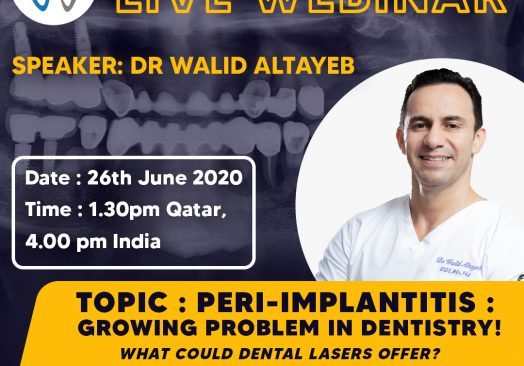 Peri-Implantitis: Growing Problem in Dentistry
