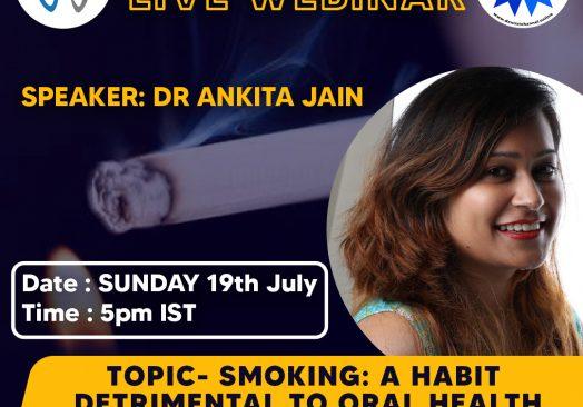 Smoking: a Habit Detrimental to Oral Health