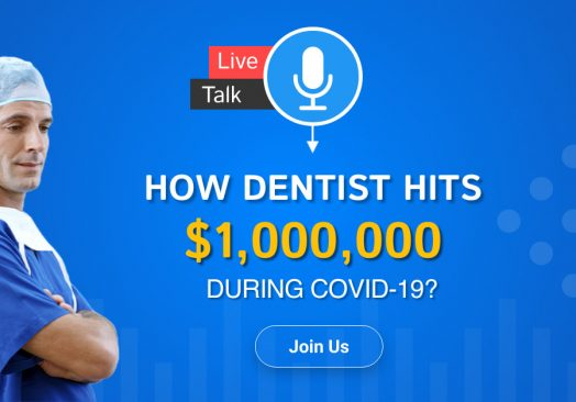 Live Talk to Help Dental Practice Recover from covid & Grow