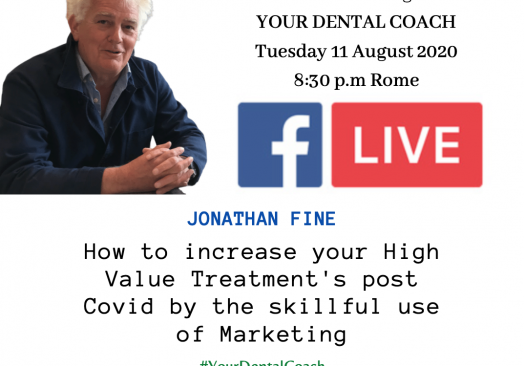 How to increase your High Value Treatment's post Covid by the skillful use of Marketing