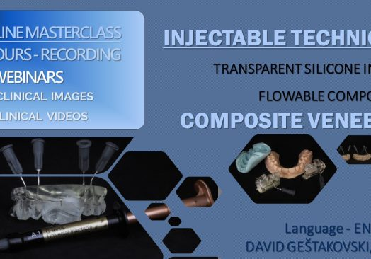 Injectable technique – 6 hour ONLINE masterclass – Recording on demand (not live)