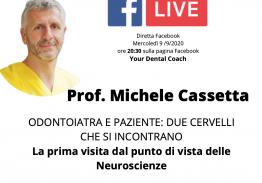 Odontoiatra e paziente: due cervelli che si incontrano. La prima visita dal punto di vista delle Neuroscienze