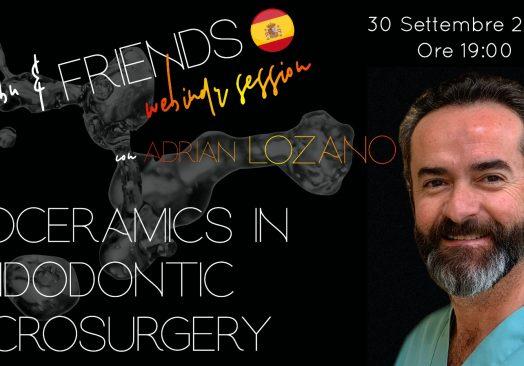 Bioceramics in endodontic microsurgery