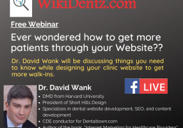 Ever wondered how to get more patients through your website?