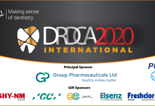 DentalReach Digital Conference & Awards (DRDCA) 2020 International.