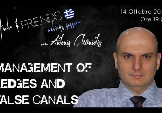 ANTONIS CHANIOTIS – MANAGEMENT OF LEDGES AND FALSE CANALS
