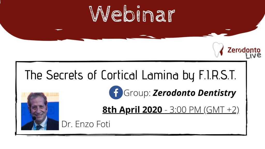 free webinar zerodonto enzo foti