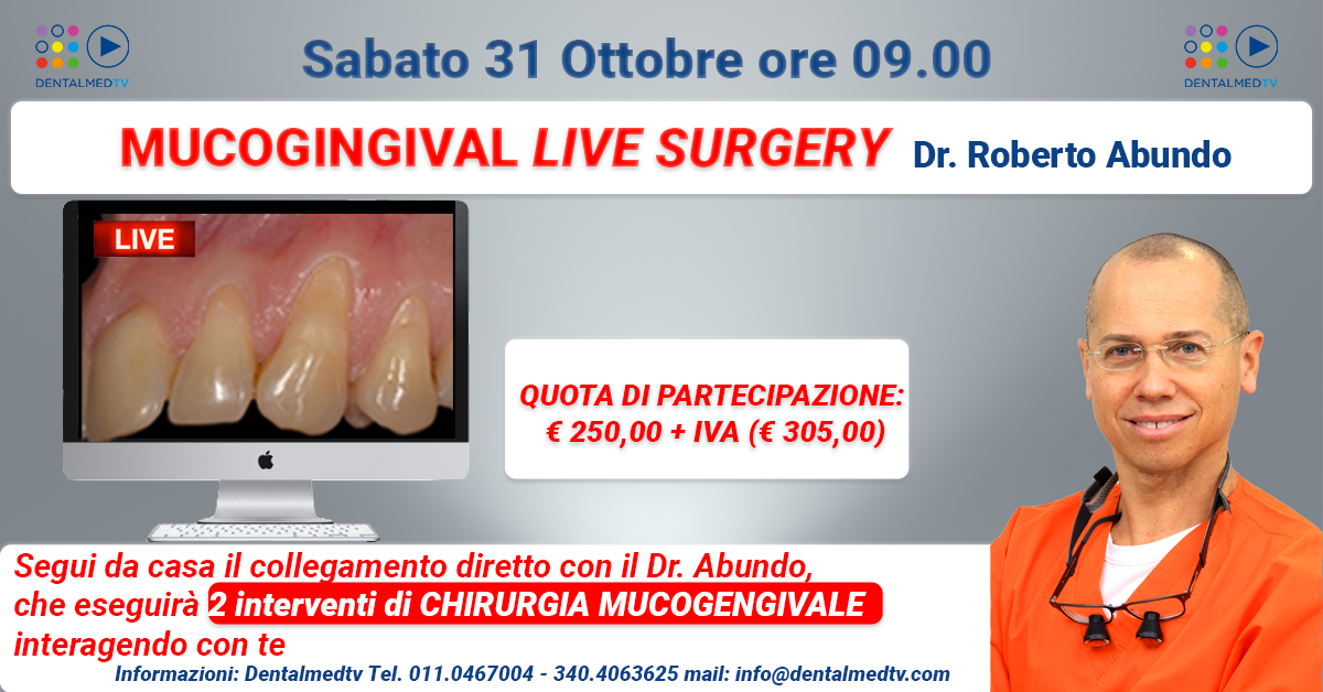 Mucogingival Live Surgery