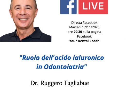 Il ruolo dell'acido ialuronico in Odontoiatra