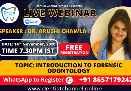 Introduction To Forensic Odontology