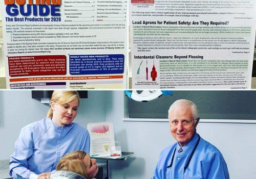 GORDON J. CHRISTENSEN, DDS, PhD, MSD CR Dentistry Update Live Streaming—FEBRUARY 12