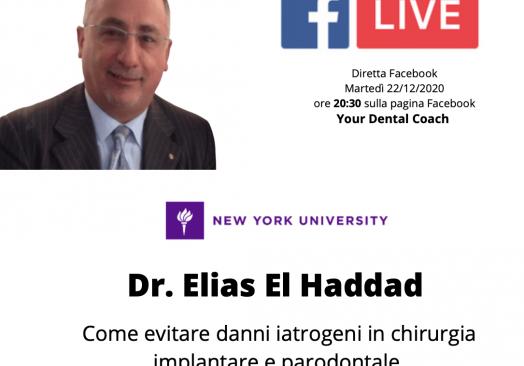 Come evitare danni iatrogeni in chirurgia implantare e parodontale