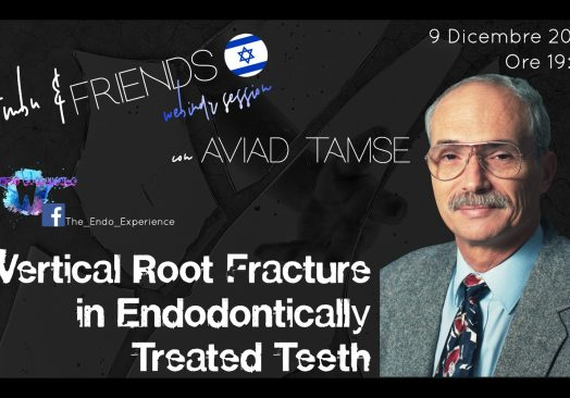 VERTICAL ROOT FRACTURE IN ENDODONTICALLY TREATED TOOTH