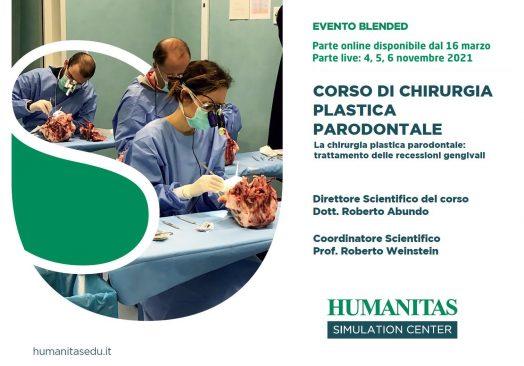 Corso di Chirurgia Plastica Parodontale: corso on-demand e pratico