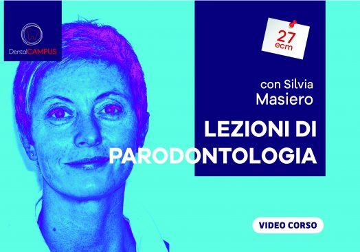 A LEZIONE DI PARODONTOLOGIA CON LA DOTT.SSA SILVIA MASIERO