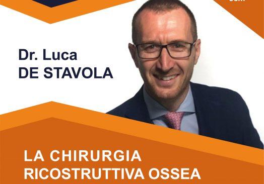 LA CHIRURGIA RICOSTRUTTIVA OSSEA: CORSO TEORICO CLINICO