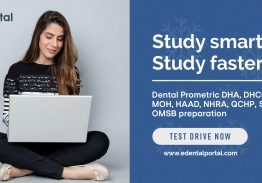 eDental Portal- professional exam preparatory platform for dentists planning to migrate to Gulf (Middle-east) countries