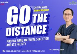 Dr. Inseong jeon's 2nd global webinar is back!