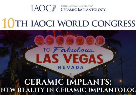 Get your $100 Coupon now |10th IAOCI World Congress 2021