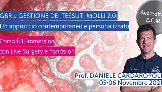 GBR E GESTIONE DEI TESSUTI MOLLI 2.0
